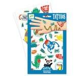 Временные татуировки DJECO