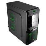AeroCool V3X Advance Evil Green Edition 650W Black