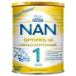 NAN (Nestlé) Гипоаллергенный 1 Optipro (с рождения) 400 г