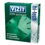 Презервативы Vizit Hi-Tech 30% дольше