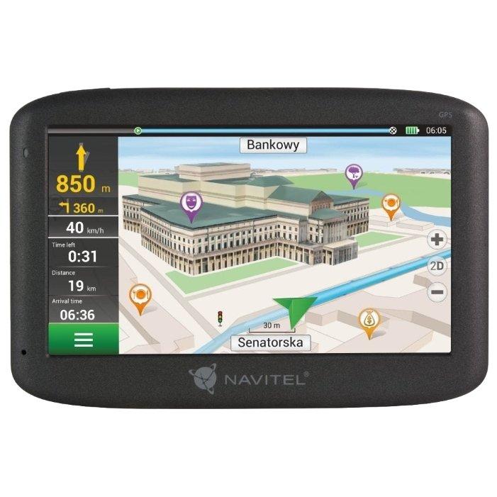 Купить Navitel E500
