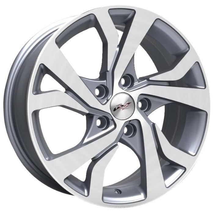Купить RS Wheels 787 6.5x15/5x118 D71.6 ET45 MG