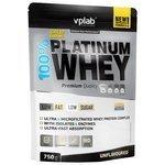 VP Laboratory 100% Platinum Whey (750 г)