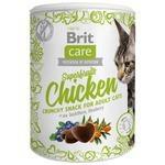 Лакомство для кошек Brit Care Snack Superfruits Chicken