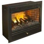 Real-flame 3D Novara