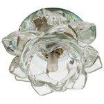 Встраиваемый светильник De Fran FT 9280 CL, зеркальный / прозрачный