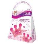 D&M Набор для создания заколок из фетра Принцесса