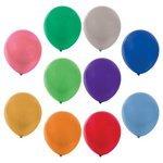 Набор воздушных шаров Золотая сказка Металлик 105004 (50 шт.)