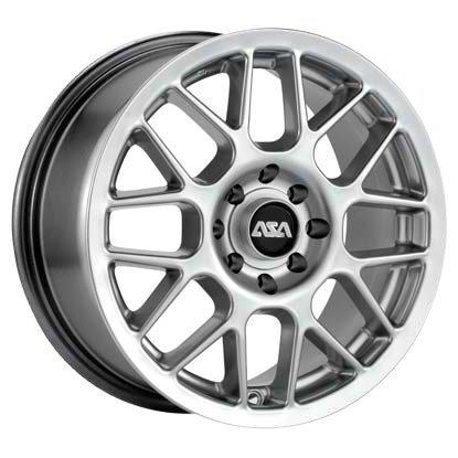 Купить ASA Wheels EM9 7x16/10x114.3 D73 ET40 Silver