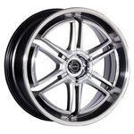 Купить Kosei Evo Maxi 7x17/10x100/114.3 D73.1 ET38 Silver