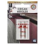 Игла/иглы Organ Twin 70/1.6