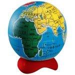 Maped Globe
