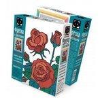 Фреска из песка Фантазёр с блестками розы. набор для творчества. 407058фн