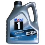 MOBIL 1 Turbo Diesel 0W-40 4 л