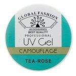 Гель Global Fashion UV Gel Camouflage трехфазный камуфлирующий, 15 мл