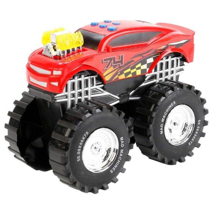 монстр трак машина фото игрушки недавно