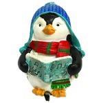 Елочная игрушка Феникс Present Пингвин в шапке (75600)