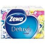 Платочки Zewa Deluxe Design 21 х 21