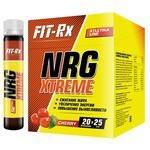 Предтренировочный комплекс FIT-Rx NRG Xtreme (20 ампул х 25 мл)