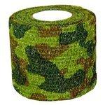 Самофиксирующийся бинт Andover PetFlex 5 х 450 зеленый камуфляж