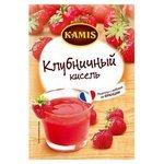 Смесь для напитка KAMIS Кисель моментального приготовления Клубничный 30 г