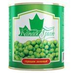 Горошек зелёный Канада Грин, жестяная банка 316 г