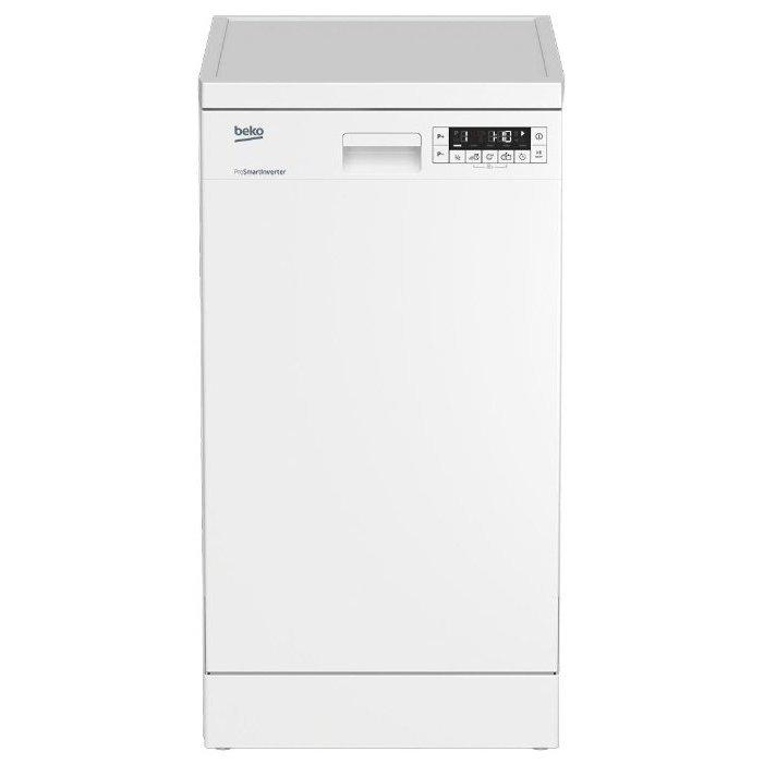Отзывы покупателей о Посудомоечная машина BEKO DFS26010W белый. Интернет-магазин DNS