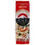 Лапша Sen Soy Японская кухня Rice Vermicelli рисовая 300 г