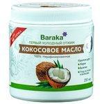Baraka Масло кокосовое нерафинированное, пластиковая банка