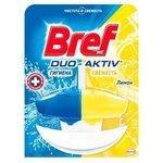Bref туалетный блок Duo-Aktiv Лимон