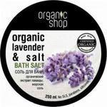 Соль  для ванны Organic Shop