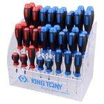 Подставка KING TONY для отверток 87104