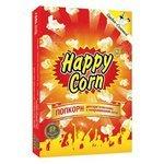 Попкорн Happy Corn сладко-солёный в коробке в зернах, 100 г