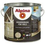 Грунтовка Alpina Grundierung f?r Holz – для дерева (10 л)