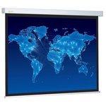 Рулонный матовый белый экран cactus Wallscreen CS-PSW-150x150