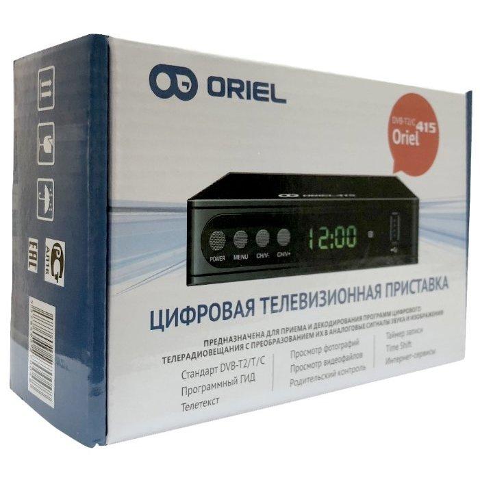 Купить Oriel 415 (DVB-T2/C)