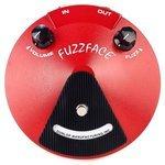 Dunlop педаль JDF2 Fuzz Face Distortion