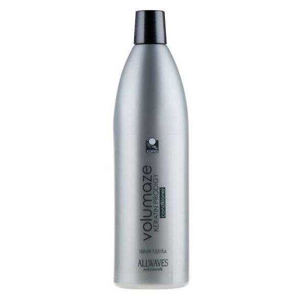Allwaves кондиционер Volumaze Keratin Prodigy для тонких волос с кератином - обзор