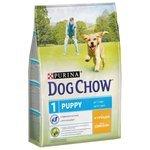 DOG CHOW Puppy с курицей для щенков (2.5 кг)