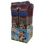 Соломинка для молока МуМи шоколад-сливки (с 3-х лет),24 шт. по 30 г