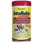 Сухой корм Tetra TetraRubin Granules для рыб