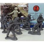Солдатики десант Биплант