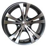 Купить RS Wheels 089f 5.5x13/4x98 D58.6 ET38 MG