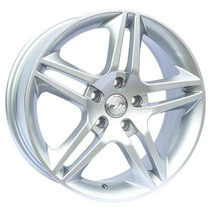 Купить Freemotion B044 7x17/5x114.3 D73.1 ET40 Silver