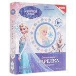 LORI Декоративная тарелка - Disney Холодное сердце Эльза (Ртд-004)