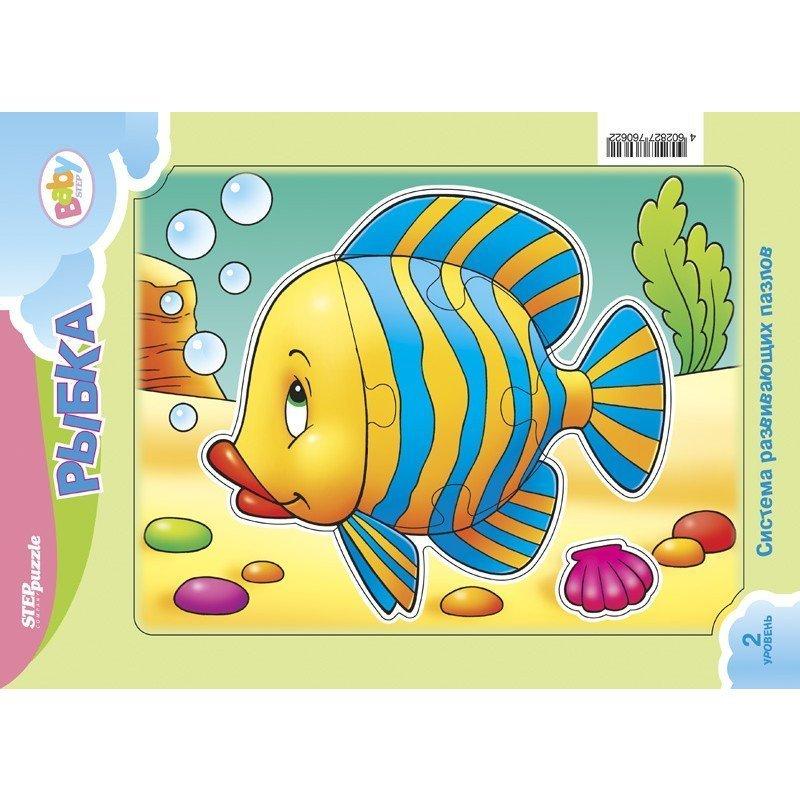 пазл картинка рыбка можете научиться создавать