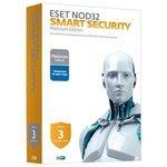 ESET NOD32 Smart Security Family Platinum Edition (3 устройства, 2 года) коробочная версия