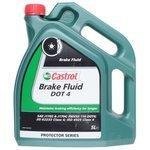 Тормозная жидкость Castrol Brake Fluid DOT 4 5 л
