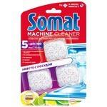 Somat Machine cleaner чистящее средство 3х20 г