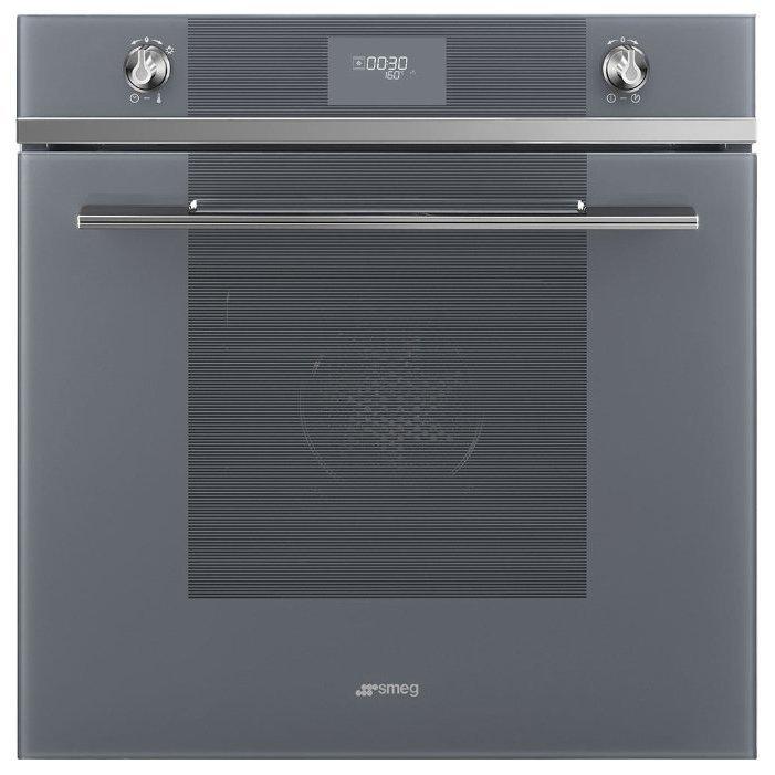 Духовой шкаф Smeg SFP6101VS в Москве с официальной гарантией по цене 88590 руб - купить духовку Смег SFP6101VS в интернет-магазине на .